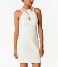 Karen Millen Embellished Mini Dress, €275 http://bit.ly/2KH6G27