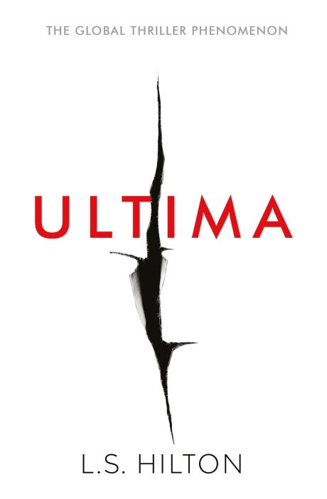 Ultima by L.S. Hilton, €14.99 http://bit.ly/2zah9lm