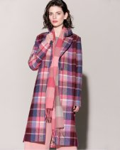 Avoca Bugle Check Coat, €349.95