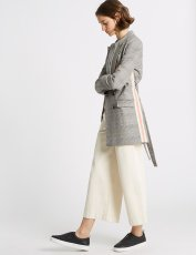 Marks & Spencer Checked Longline Blazer, €95