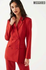 Missguided Double Breasted Blazer, €46