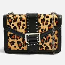 Topshop Seema Pony Shoulder Bag, €40