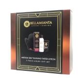 Bellamianta Medium Self-Tanning Tinted Lotion Gift Set, €24