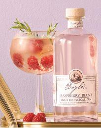 Boyle's Raspberry Blush Gin, €24.99