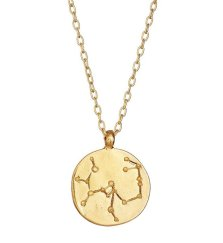 Chupi, We Are All Made of Stars 'Saggitarius' Star Sign Necklace, €139