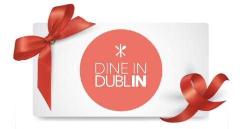 Dine in Dublin vouchers, from €10