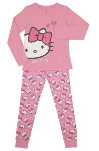 Dunnes Stores Girls Hello Kitty Pyjamas, €14-€16