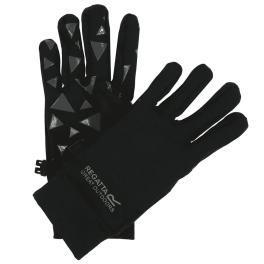 Regatta Black Grippy Kids Gloves, €21