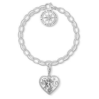 Thomas Sabo, Charm Club Christmas Special Bracelet & Charm, €98