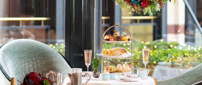 Westbury Hotel Afternoon Tea 1