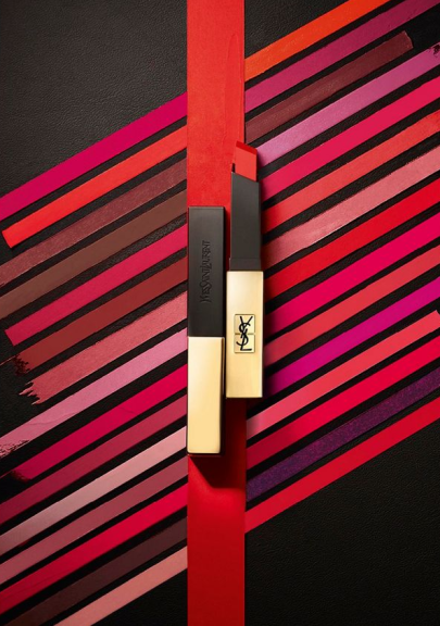 YSL Beauty Rouge Pur Couture The Slim Matte Lipstick, €35.50