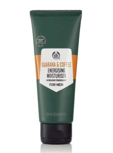 The Body Shop Guarana and Coffee Energising Moisturiser, €21.50