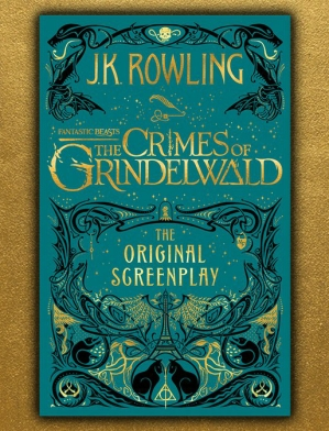 Fantastic Beasts The Crimes of Grindelwald - The Original Screenplay, €17.99 http://bit.ly/2BvLYz8