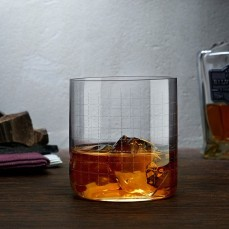 Designist Finesse Grid Whiskey Glasses Set of 4, €21 http://bit.ly/2LqAMIi