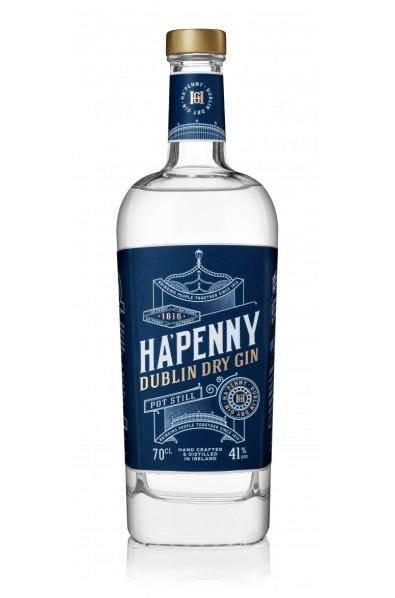 Celtic Whiskey Shop Ha'penny Pot Still Gin 70cl, €39.99 https://bit.ly/3mJa1QY
