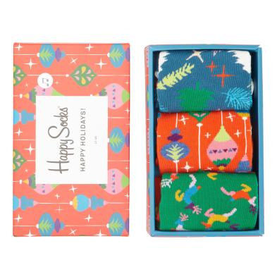 Happy Socks Singing Holiday Socks Gift Box, €30 http://bit.ly/2QB36O8