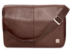 Adamson Luggage Knomo Kinsale 13 Soft Leather Messenger Bag, €249 http://bit.ly/2ClOJo6