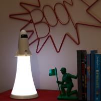 B Cool Gadgets Rocket Lamp, €19.95 http://bit.ly/2rS5aTj