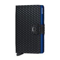 Secrid Mini Cubic 3D Black-Blue Wallet, €64.95 http://bit.ly/2EoBJ3a