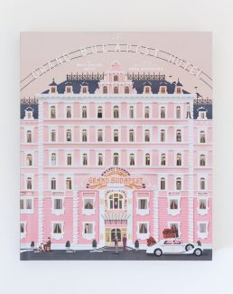 Hen's Teeth The Wes Anderson Collection: The Grand Budapest Hotel, €35