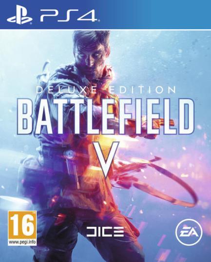 Battlefield V PS4, €89.99 http://bit.ly/2L77ZZ8