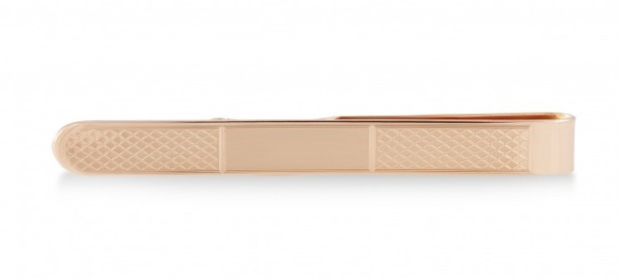 Fields the Jeweller Gents Rose Gold-Plated Classic Tie Bar, €69.50 http://bit.ly/2rsAXtN