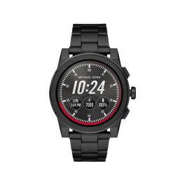 Micheal Kors Black Tone Grayson Smart Watch, €369 http://bit.ly/2zPYHwd