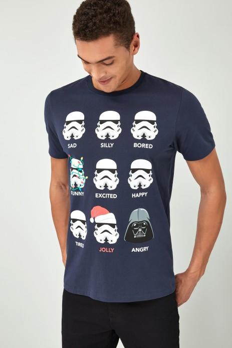 Star Wars™ Stormtrooper T-Shirt, €29 http://bit.ly/2SzIQcc
