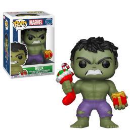 POP! Marvel The Hulk With Stocking, €15.99 http://bit.ly/2ruEveZ