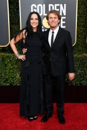 Giada Colagrande and Willem Dafoe