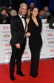 Rory Douglas-Speed and Nadine Mulkerrin