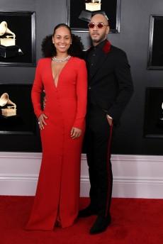 Alicia Keys and Swizz Beats
