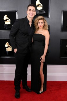 Andre Murillo and Tori Kelly