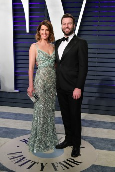 Cobie Smulders and Taran Killam