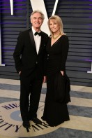 David Steinberg and Robyn Todd