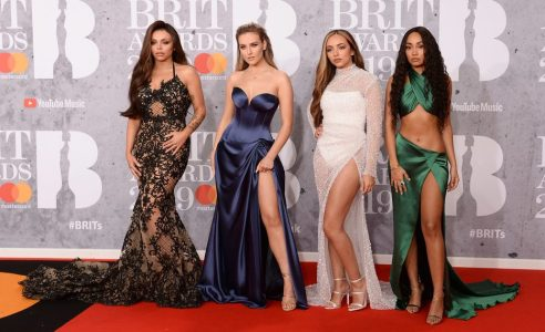 Jesy Nelson, Perrie Edwards, Jade Thirlwall and Leigh-Anne Pinnock of Little Mix