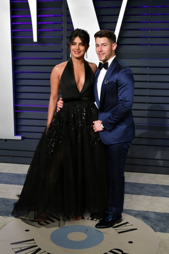 Priyanka Chopra-Jonas and Nick Jonas