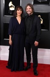 Rashida Jones and Alan Hicks