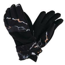 Regatta Dare2B Women's Adulation Luxe Ski Gloves Black Marble Print, €44.95 http://bit.ly/2SjVMT7