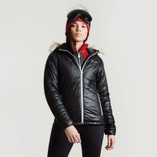 Regatta Dare2B Women's Comprise Luxe Ski Jacket Black, €74.95 http://bit.ly/2H13nEe