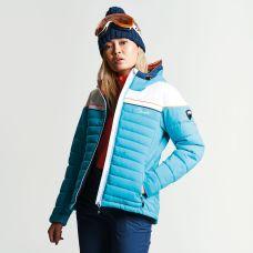 Regatta Dare2B Women's Novela Ski Jacket Aqua White, €104.95 http://bit.ly/2U9YJYg