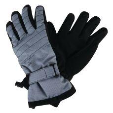 Regatta Dare2B Women's Opus Ski Gloves Mercury Black, €15.95 http://bit.ly/2VfeZan