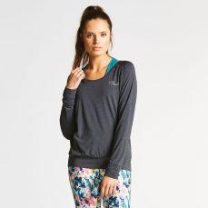 Regatta Dare2B Women's Overt Long Sleeve Top Grey, €14.95 http://bit.ly/2SlNbnM