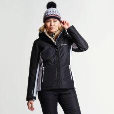 Regatta Dare2B Women's Prosperity Ski Jacket Black, €69.95 http://bit.ly/2U4LfwP