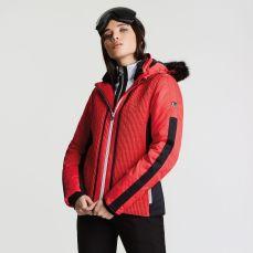 Regatta Dare2B Women's Statement Luxe Ski Jacket Lollipop Red Black, €154.95 http://bit.ly/2DshoHy