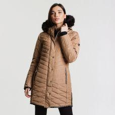 Regatta Dare2B Women's Svelte Luxe Ski Jacket Mid Brown, €99.95 http://bit.ly/2TapcaS
