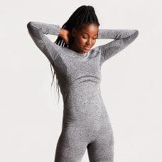Regatta Dare2B Women's Zonal III Long Sleeve Base Layer Top Charcoal Grey, €27.95 http://bit.ly/2Vhbu3b