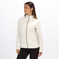 Regatta Women's Connie III Funnel Neck Softshell Jacket Polar Bear, €41.95 http://bit.ly/2TrP2ap
