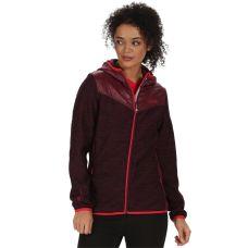 Regatta Women's Harra Hybrid Stretch Wind Resistant Softshell Jacket Fig, €21.20 http://bit.ly/2VB5DpK