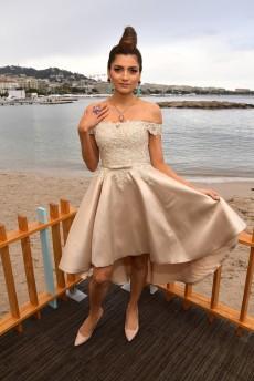 Blanca Blanco at 2019 IMDb Dinner Party